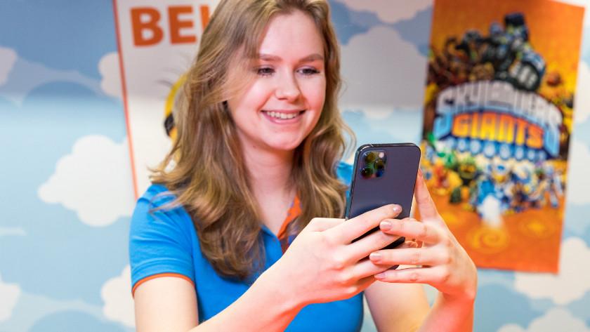 smartphone krachtig zware taken