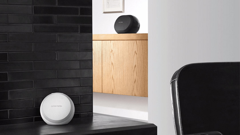 Your first multi-room speaker