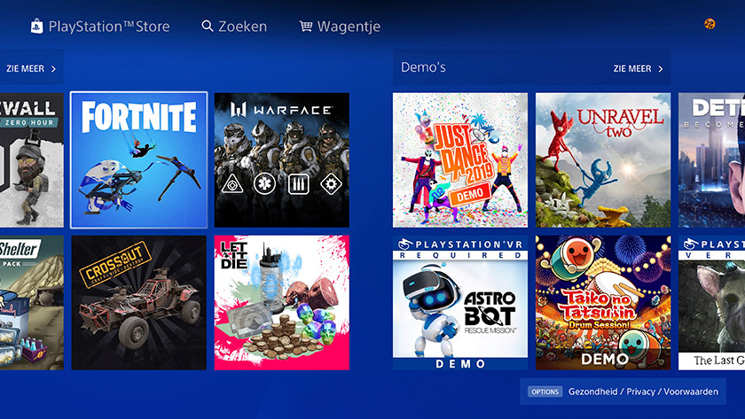 PS Plus Store