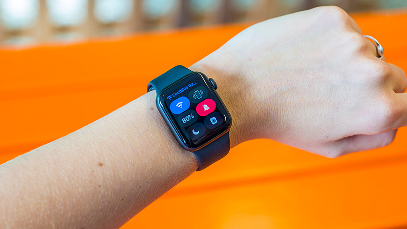 Apple Watch Series 5 batterijduur