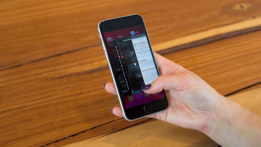 gsm multitasken mobiele telefoon
