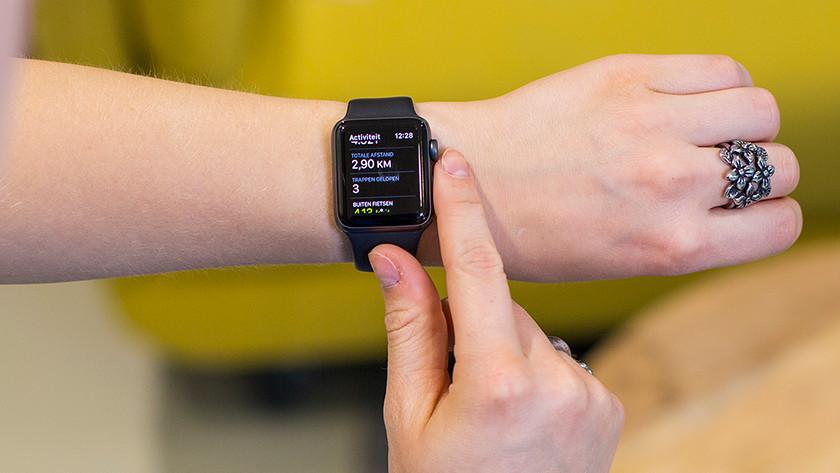 Hoogtemeter Apple Watch Series 3