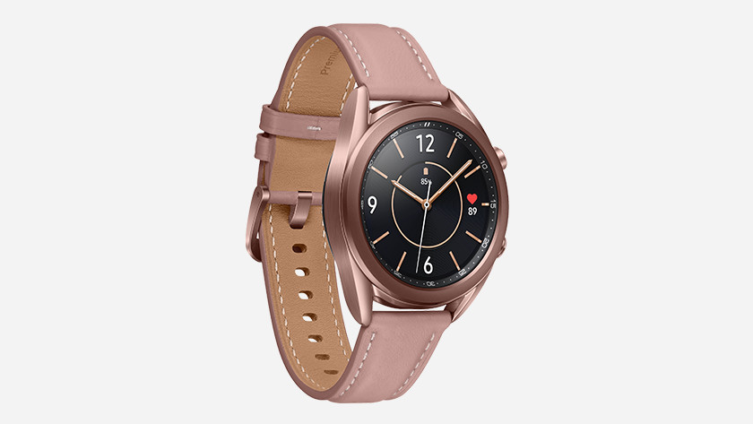 Samsung Galaxy Watch3 VO2 max feedback sur les séances de course