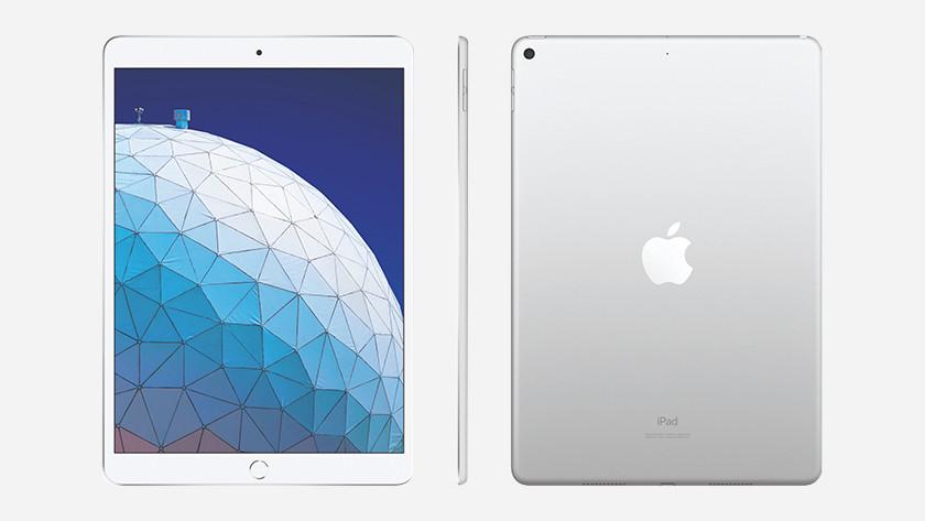 iPad Air voorkant achterkant zijkant
