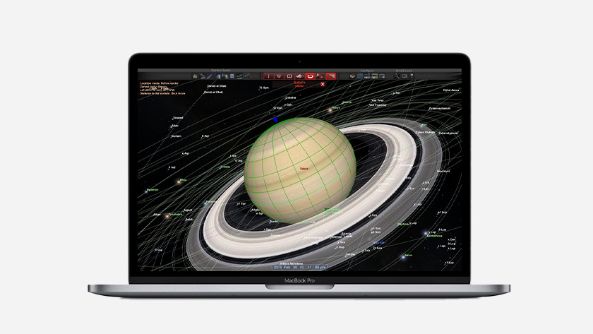 Apple MacBook Pro 13 inch rekenkracht