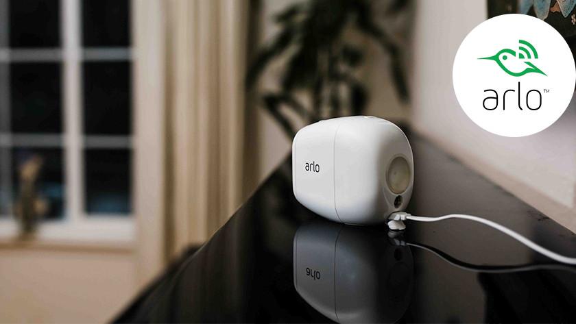 Coup de pouce pour votre caméra IP Arlo