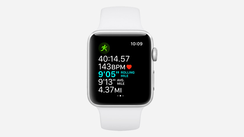 Apple Watch HIIT