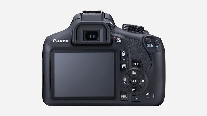 Camera instellingen