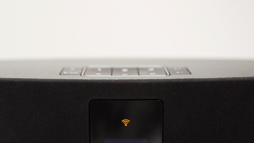 Advice on the SoundTouch speaker