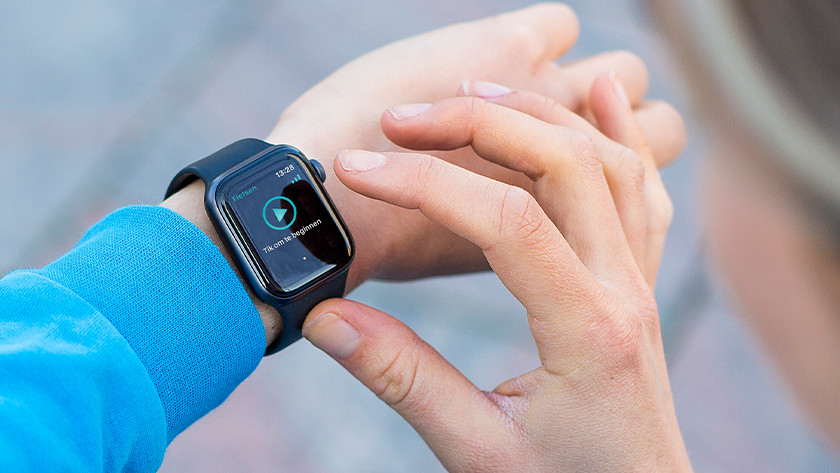Runkeeper app Apple Watch