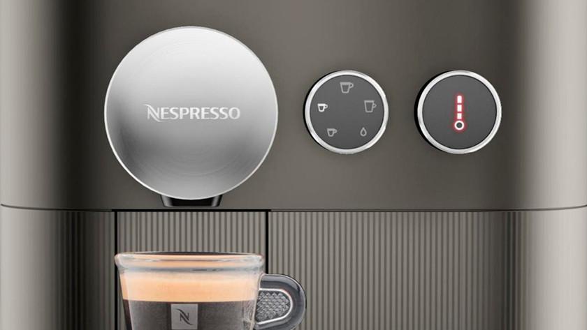 Koffie zetten met een Nespresso machine