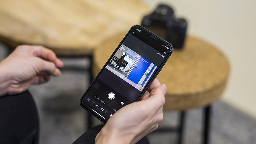Connectiviteit Canon EOS 2000D