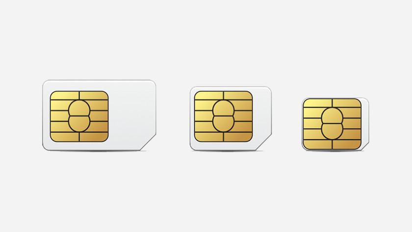 Formaten simkaart