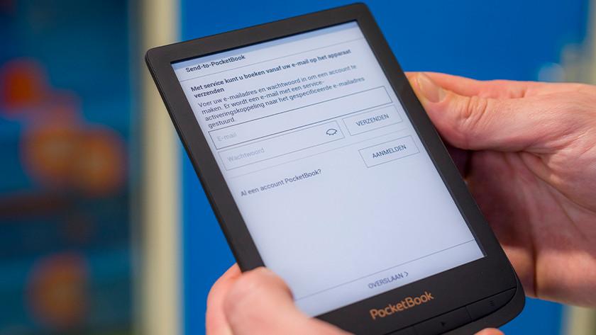 PocketBook email
