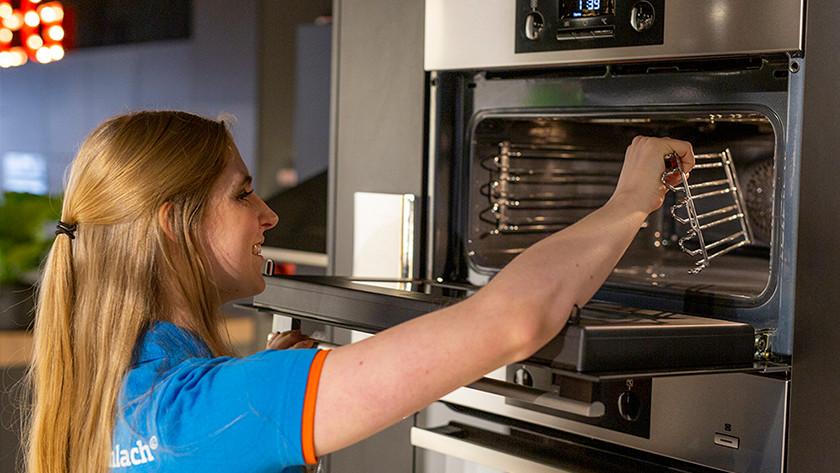 Onderhoud oven schoonmaken