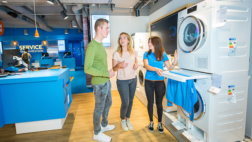 Dryer Coolblue store