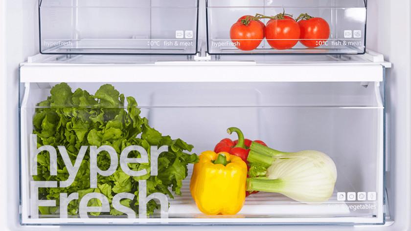 Qualité de réfrigération réfrigérateurs