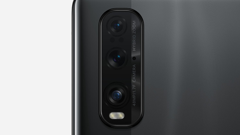 Camera OPPO X2 Pro