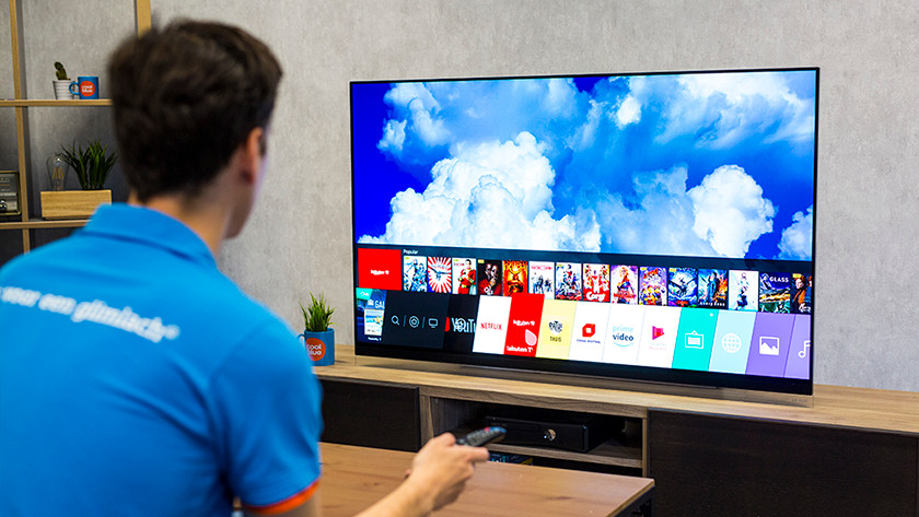 LG E9 OLED WebOS Smart tv