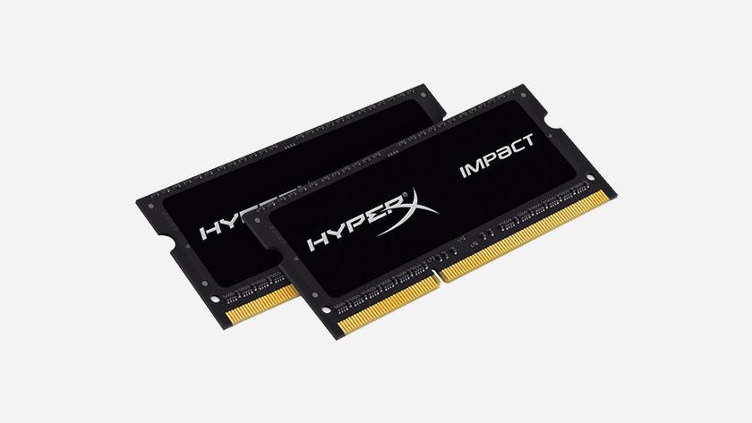 RAM geheugen laptop