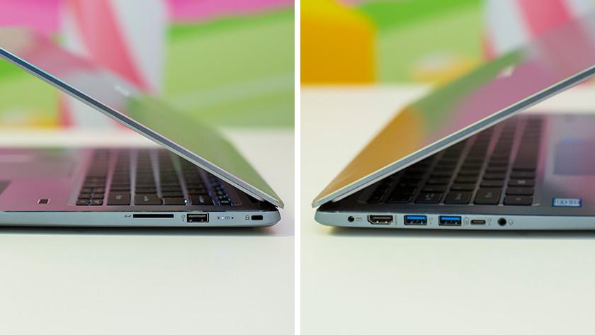 Aansluitingen Acer Swift 3