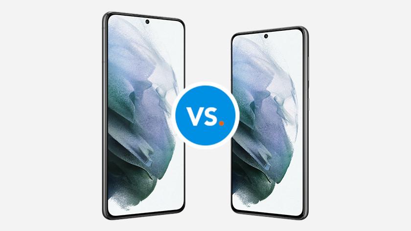 Samsung S21 Plus of S21