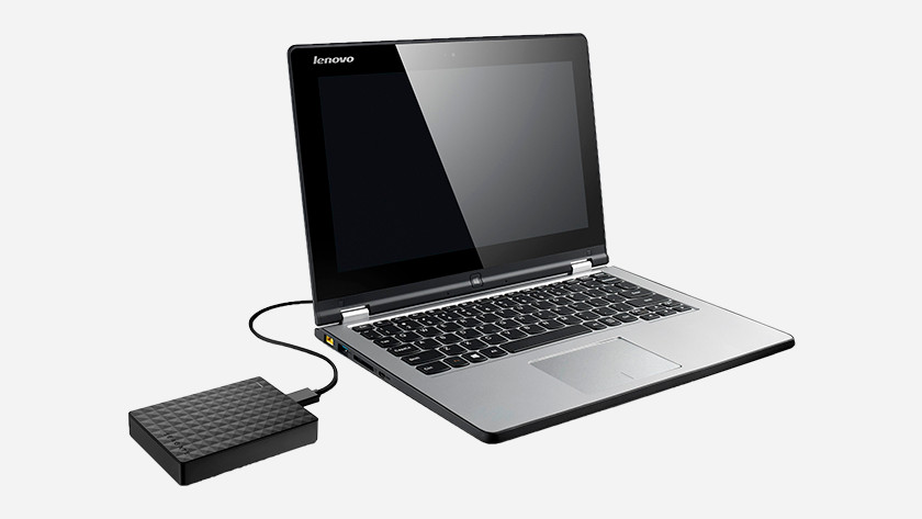External hard drive laptop