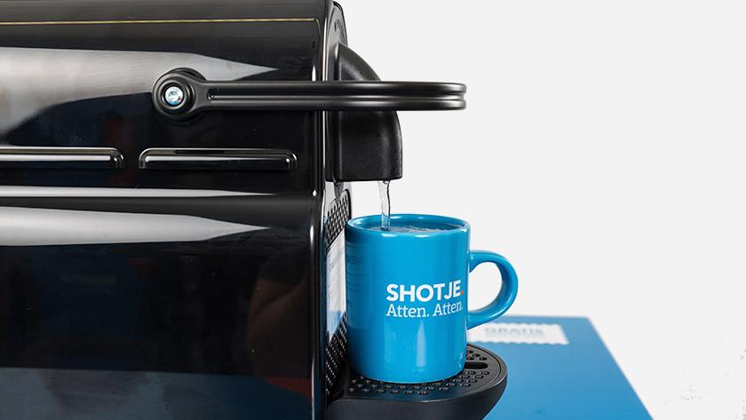 Entretien d'une machine à café
