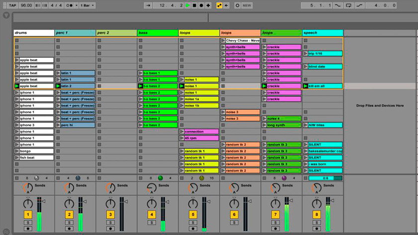 Ableton software