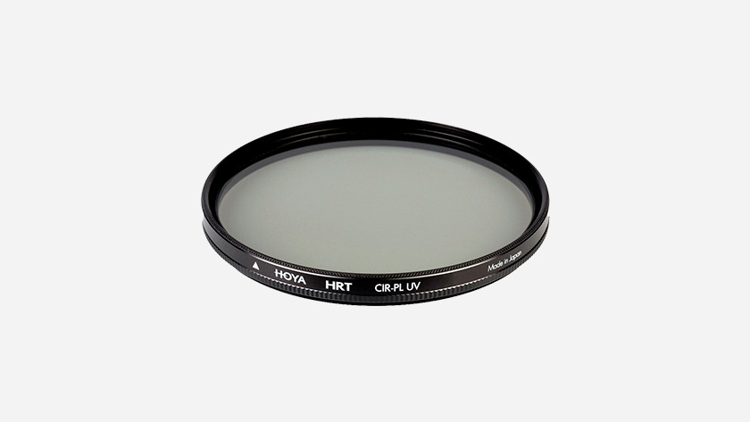 Protect your lens with a lens filter