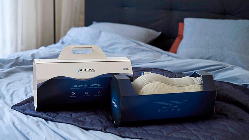 Bewaar de verpakking Somnox