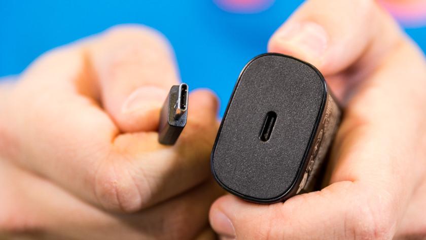 Usb C naar usb C kabel voor Samsung Super Fast Charging snelladen