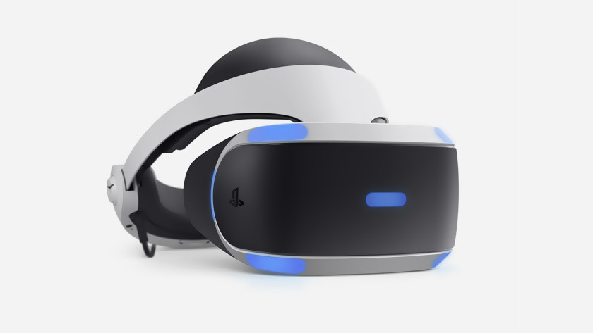 De nieuwste PlayStation VR 2 zit comfortabel en stuur je aan met Move controllers