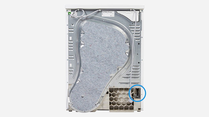 Bosch and Siemens condenser dryer