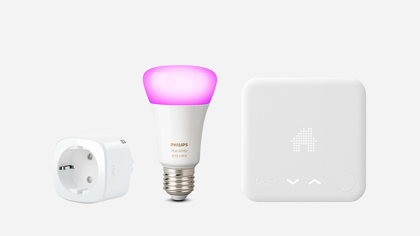Apple HomeKit and smart devices