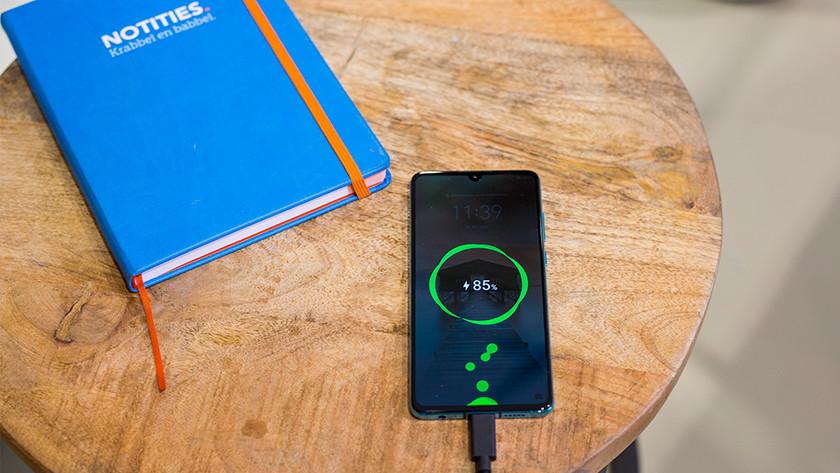 smartphone beste batterij
