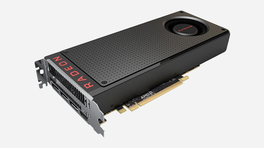 RX 580 GPU
