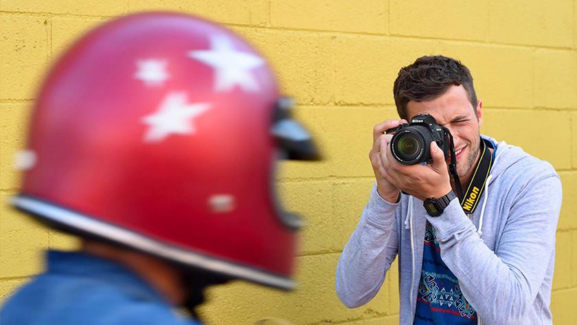 Gebruiksvriendelijkheid Nikon