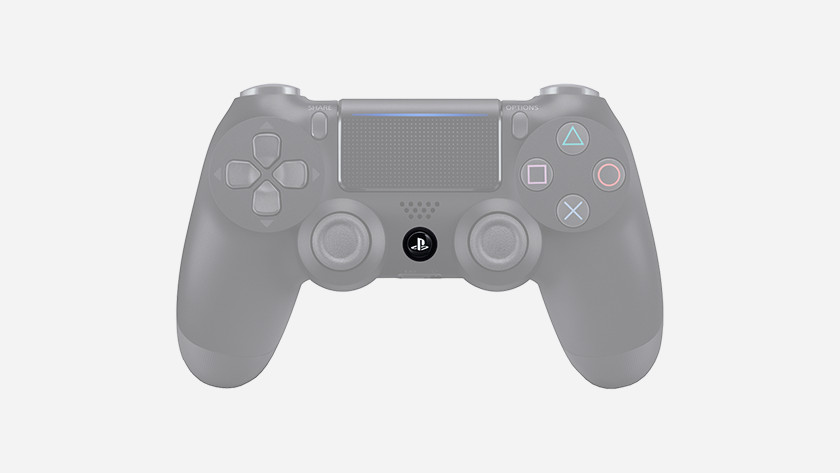 Bouton PS4