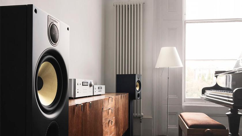 Stereo speakers voor muziek