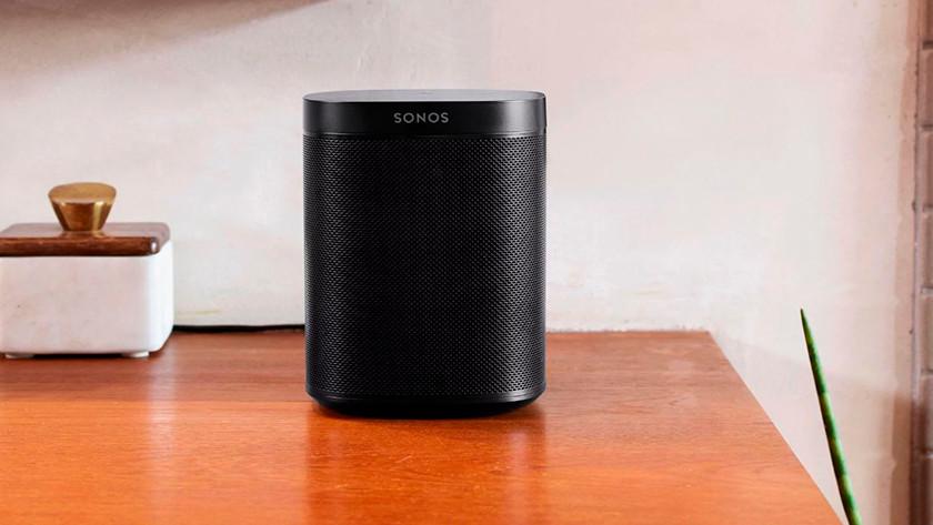 Sonos One installatie
