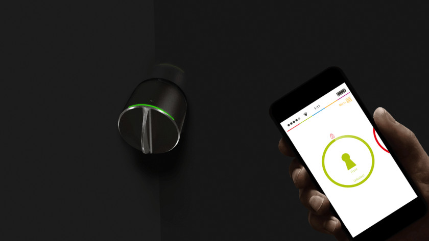 Doorbell with smartphone app