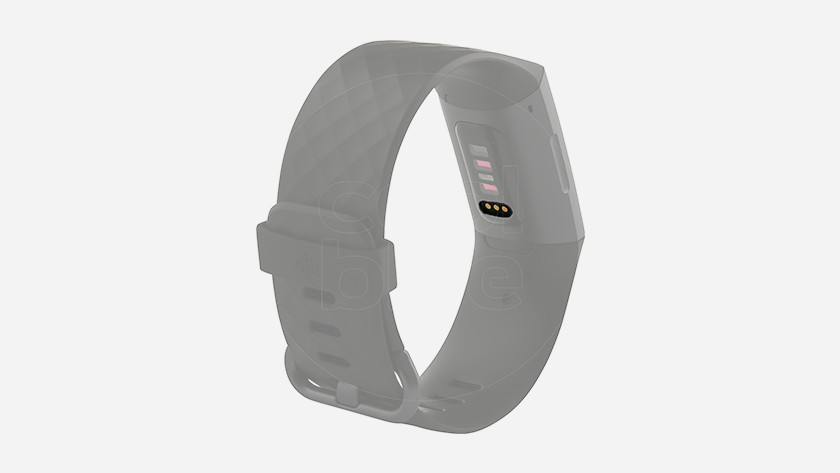 Fitbit reset oplader
