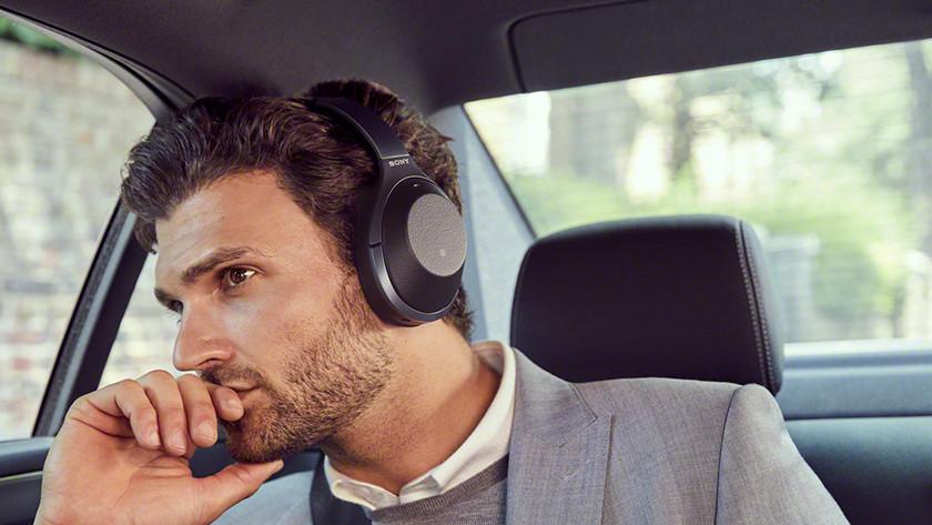 Noise canceling Sony WH-1000XM2
