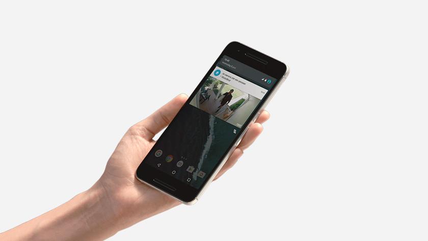 Ip-camera beelden bekijken