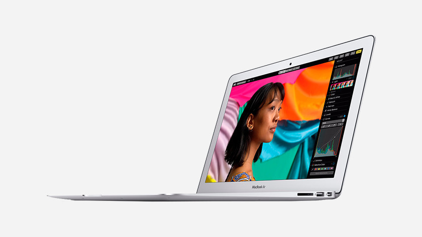 Processor van MacBook Air 2017