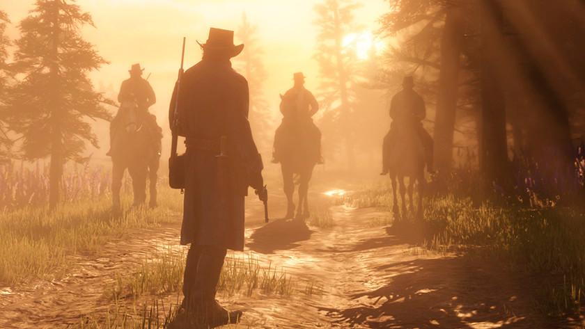 Red Dead Redemption pc spelen online