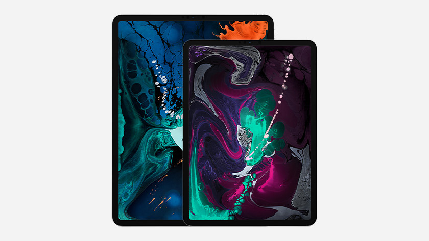 Apple iPad Pro 2018 uitvoeringen