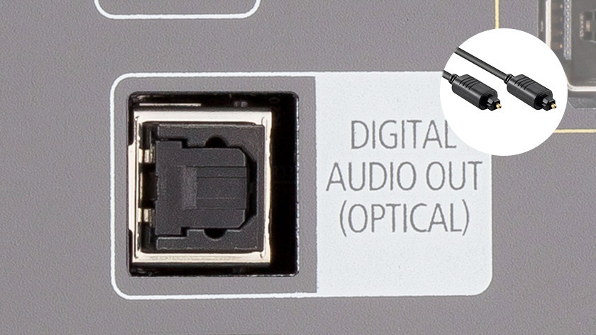 Optische kabel en poort