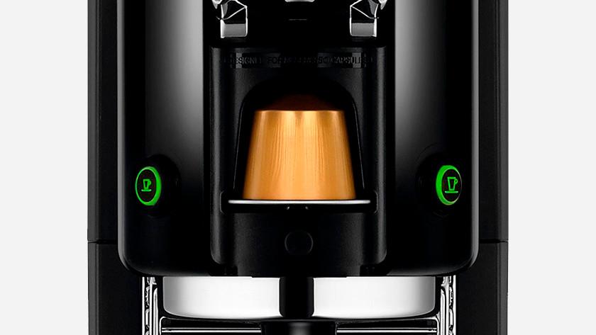 Nespresso pompdruk